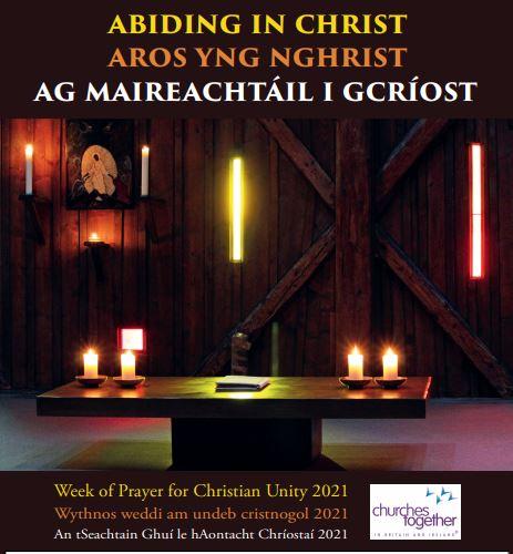 Yr Wythnos Weddi am Undeb Cristnogol / Week of Prayer for Christian Unity